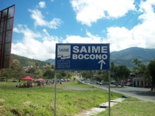 SAIME BOCONO